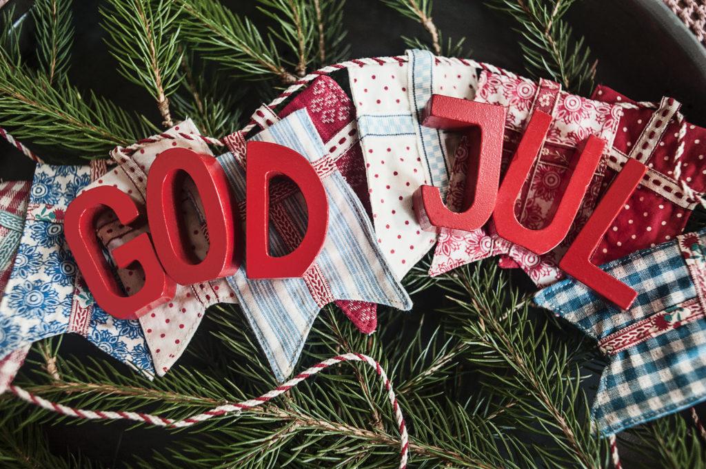 Granris och julhälsning